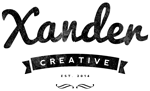 Xander Creative Logo